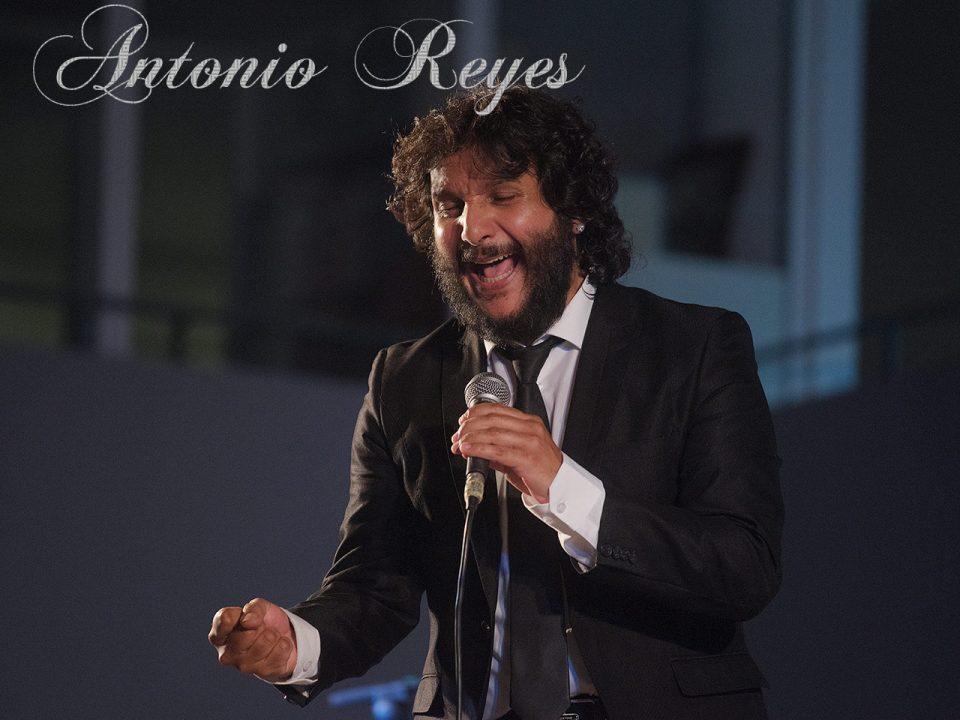 Antonio Reyes en el Festival Rivas Flamenca 2021
