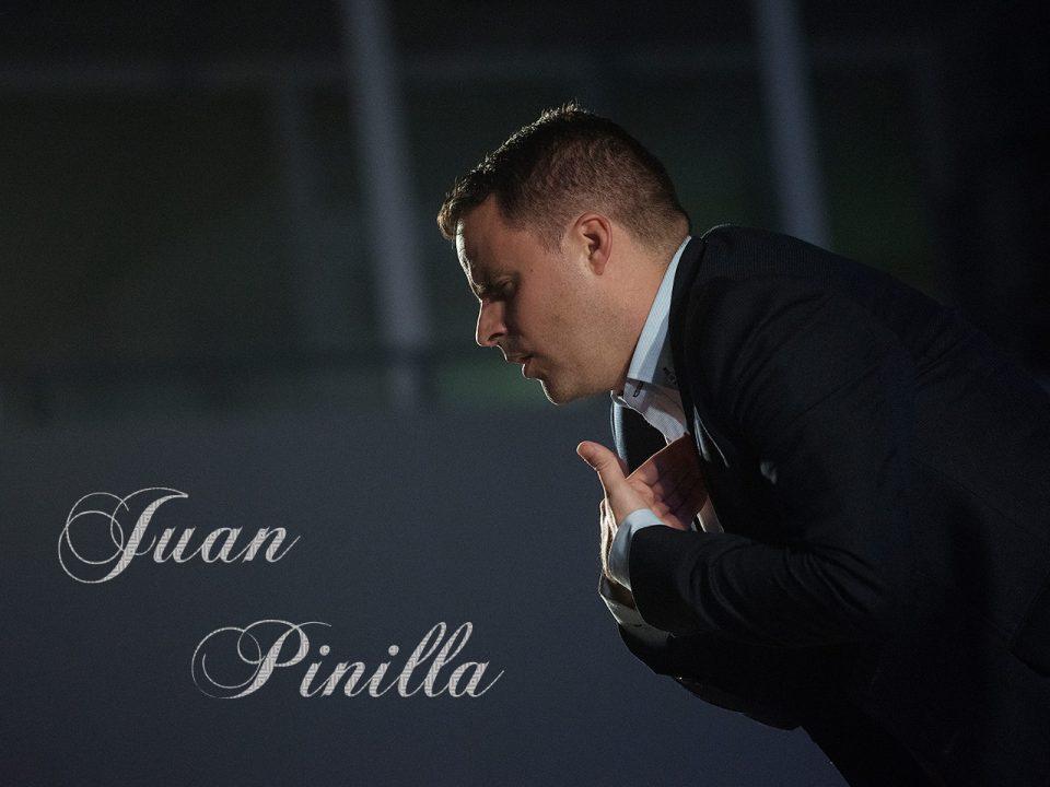 Juan Pinilla en el Festival Rivas Flamenca 2021