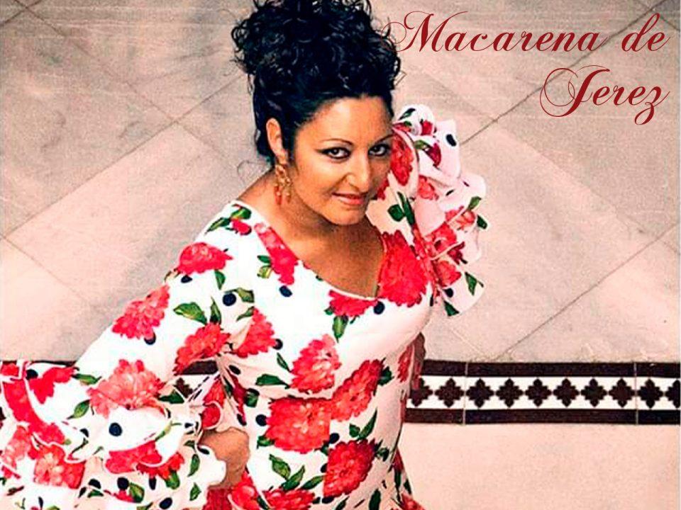 Macarena de Jerez en Festival Rivas Flamenca 2021